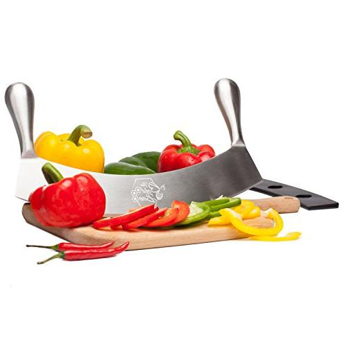 The Stainless Steel with &   Eco Vegetable & Salad & Dicer   Herb Mincer Smell