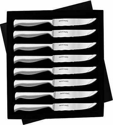 stainless steel steak knife