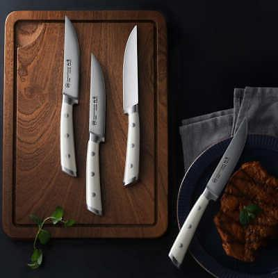 Steak Set 4 Stainless Forged Master Cutlery