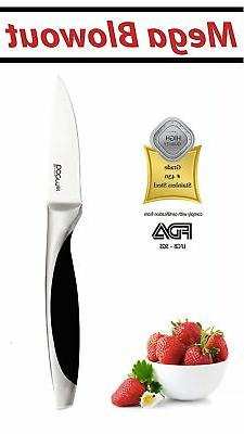 Stainless Steel Cutlery Kitchen Paring Knife Professional Cl