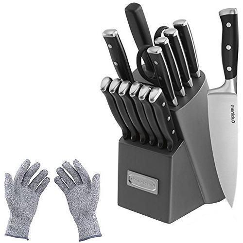 triple rivet collection knife block