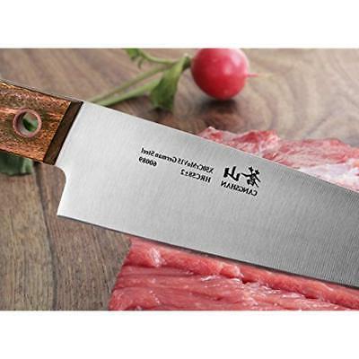 W Knives 60089 German Steel Knife, Dining