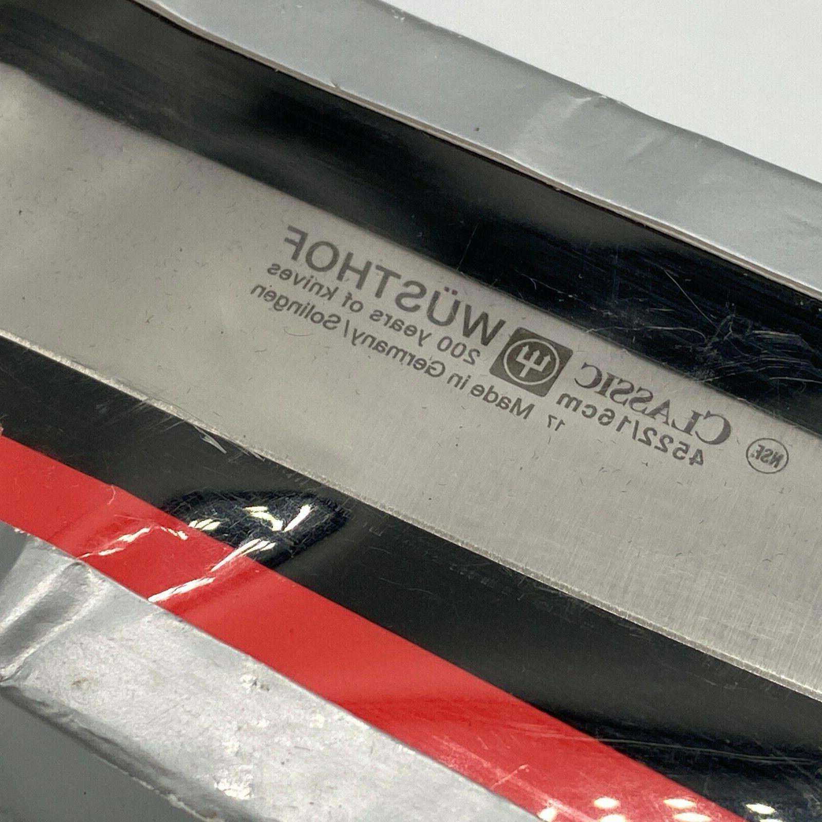 Wüsthof 16 cm- - / Utility Knife Black