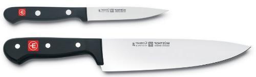 wusthof gourmet starter knife set
