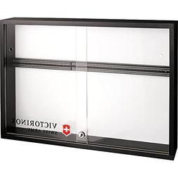 Victorinox Locking Magnetic Knife Display Cabinet With Plexi