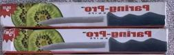 Lot of 2 New Paring Pro Forever Sharp Surgical Stainless Ste