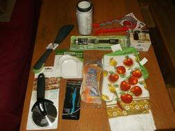 LOT OF KITCHEN TOOLS AND UTENSILS-NEW