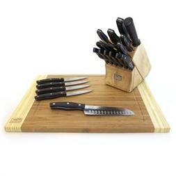 Chicago Cutlery Metropolitan 20-piece Knife Set