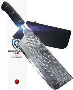 DALSTRONG Nakiri Vegetable Knife - Shogun Series X - AUS-10-