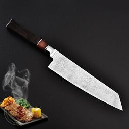 NEW Japanese VG10 Damascus Steel Chef Knife Kitchen Knives S