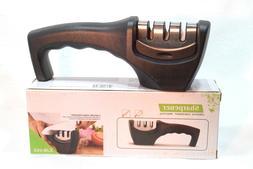 New Professional Ceramic Tungsten KNIFE SHARPENER Kitchen Sh