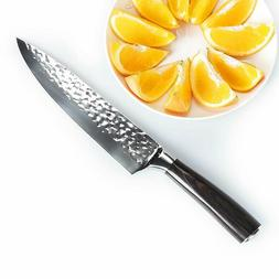 "New Sharp Chef Knives Kitchen Knife 8""inch Handmade Forged S"