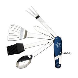 sportsvault NFL Dallas Cowboys Barbeque Multi Tool