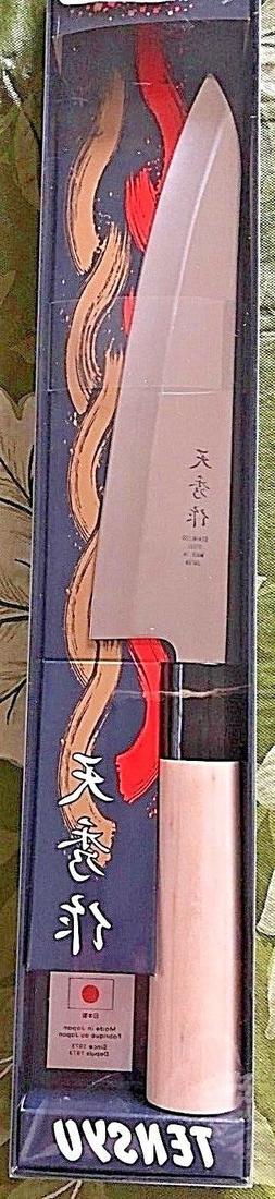 NIB Fukumoto Cutlery MFG Gyutou Japanese kitchen knife by TE