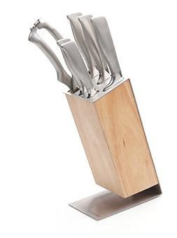 Berghoff Nuance 7-Piece Knife Set with Knife Block