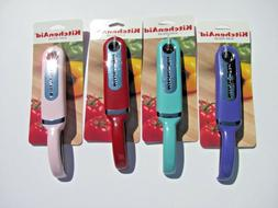 KITCHENAID PRO EURO PEELER COTTON CANDY PINK PURPLE AQUA RED