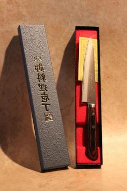 Sakai Japanese Kitchen Knives: Yoshihiro Gold Knife: VG-1 Pe