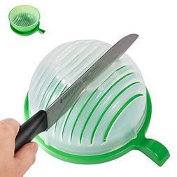 Salad Cutter Bowl Maker Fruit Vegetable Bowl Cutter-Fast Fre