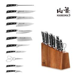 Cangshan S Series 60140 12-Piece German Steel Forged Knife B