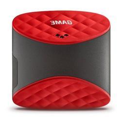 Game Golf Digital Shot Tracking System, Red/Black
