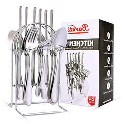 Bavati Mirror Polished & Dishwasher Safe Kitchen Stainless-S