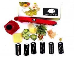M-VECTOR slicer, Mandoline Slicer for fruits and vegetables,