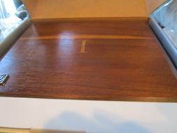 Wüsthof Stainless-Steel 8-Piece Steak Knife Box Set monogra
