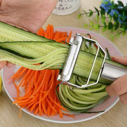 Stainless Steel Vegetable Cutter Knife Graters Cooking Kitch