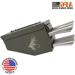 Army Force Gear Steel kitchen 10 Piece Ammo Can Box Military