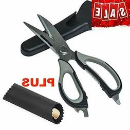 STRONG Knives Kitchen Shears Stainless Steel Poultry Fish Ch