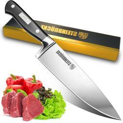 Super Sharp Kitchen Knife Chef Knives 8 inch German High Qua