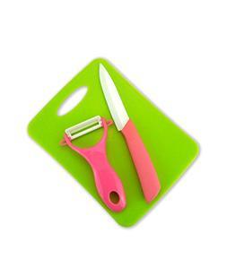 tim home pink handle ceramic