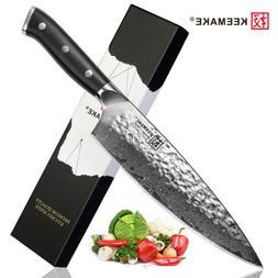 TWIN 8 inch chef knife ultra sharp damascus kitchen knives s