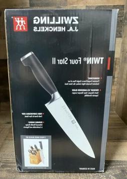 ZWILLING J.A. Henckels TWIN Four Star II 7-pc Knife Block Se
