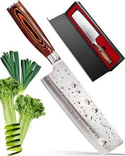 Vegetable Knife - Japanese Chef Knife - Usuba - Sharp Knife