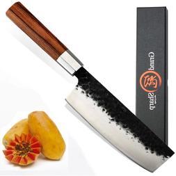 Vegetables <font><b>Knife</b></font> 6.7 inch Japanese Nakir