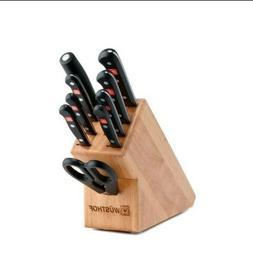 wusthof 9312 12 setpiece kitchen knife block