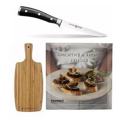 Wusthof Classic Ikon 5-Inch Boning Knife, Black Includes Bam