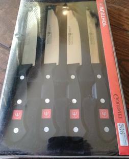 Wusthof Gourmet 4 piece Steakhouse Steak Knife Set - 9726 NE
