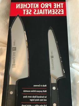 ZWILLING J.A. HENCKELS PRO 2-PIECE KITCHEN ESSENTIALS KNIFE
