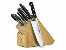 "ZWILLING J.A. Henckels Professional ""S"" Knife Block Set 7 Pi"